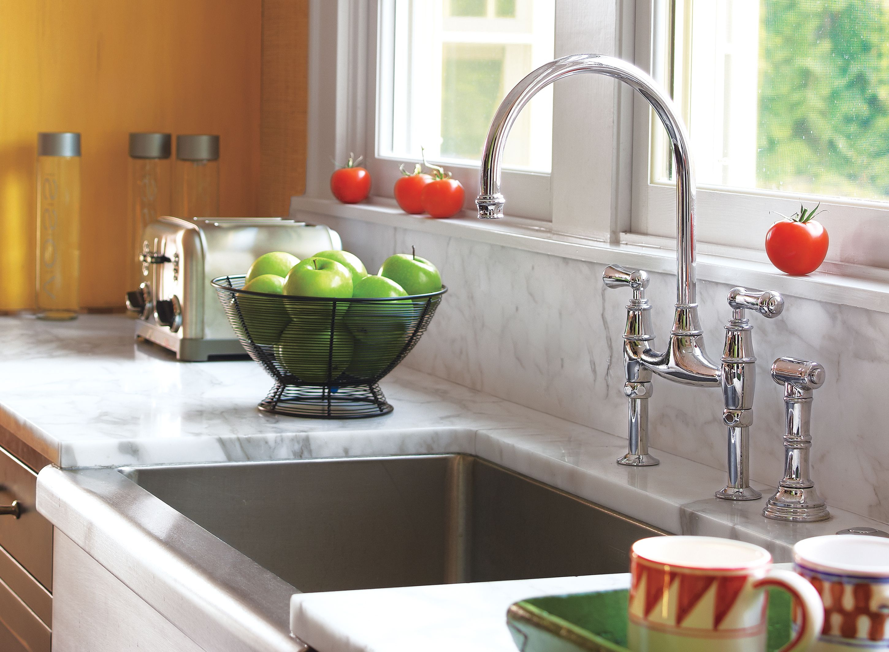 The Anatomy Of A Kitchen Faucet Kitchen Design Kitchen Sink