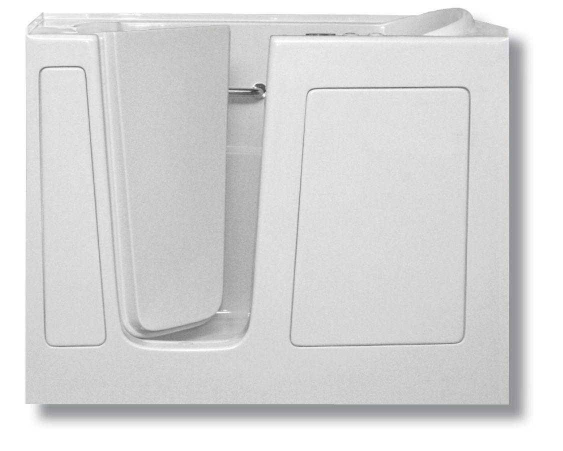 Walk-in bathtub by Jetta Corporation. J80 Biltmore model. Visit www ...