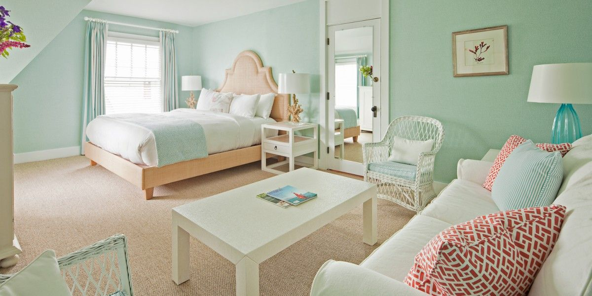 Pin On For The Home Bedroom ideas seafoam green