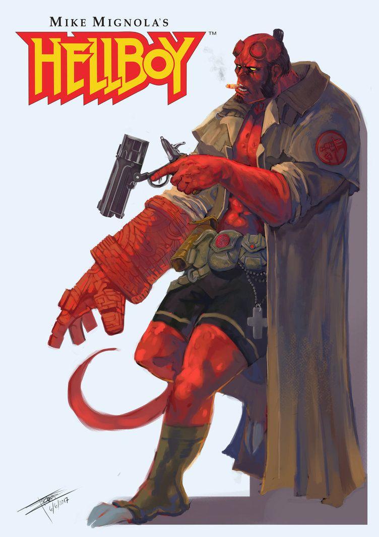 """Résultat de recherche d'images pour """"hellboy comics"""""""