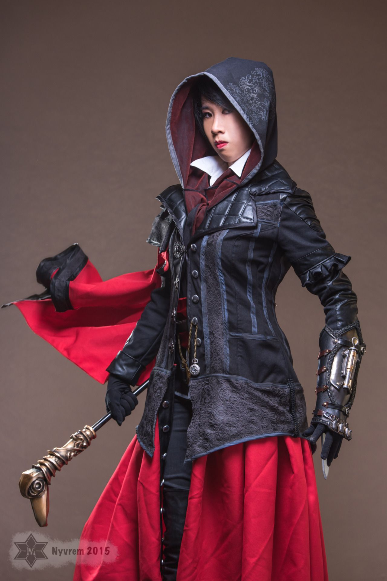 Angelusworld Evie Frye Cosplay Evie Costume Assassins Creed