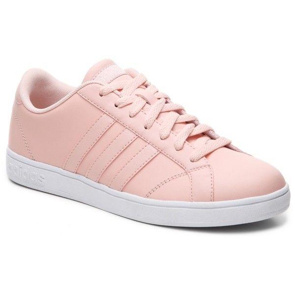adidas NEO Baseline Sneaker Womens ($60) ❤ liked on