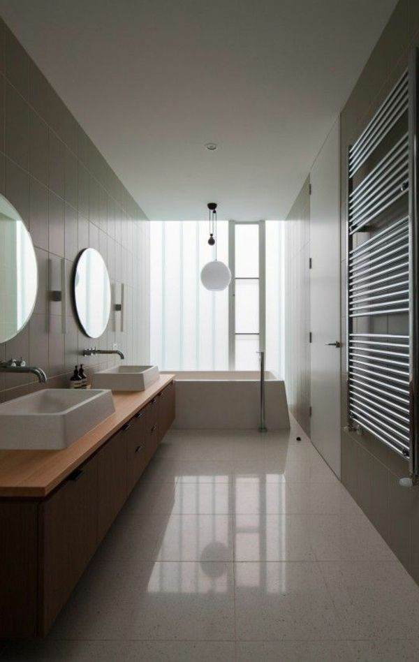 Une salle de bains grise - élégance et chic contemporain - Archzine