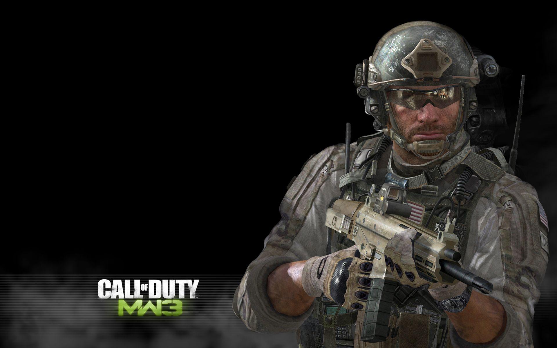 Video Games Artwork Call Of Duty Modern Warfare Wallpapers HD