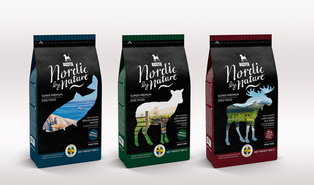 20 Pet Food Packaging Designs Dieline In 2020 Pet Food