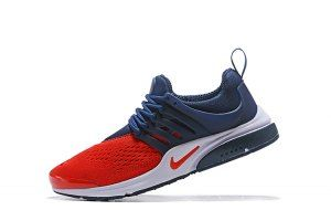 122c09296f24 Mens Nike Air Presto Navy Blue Red White 836183 406 Running Shoes ...