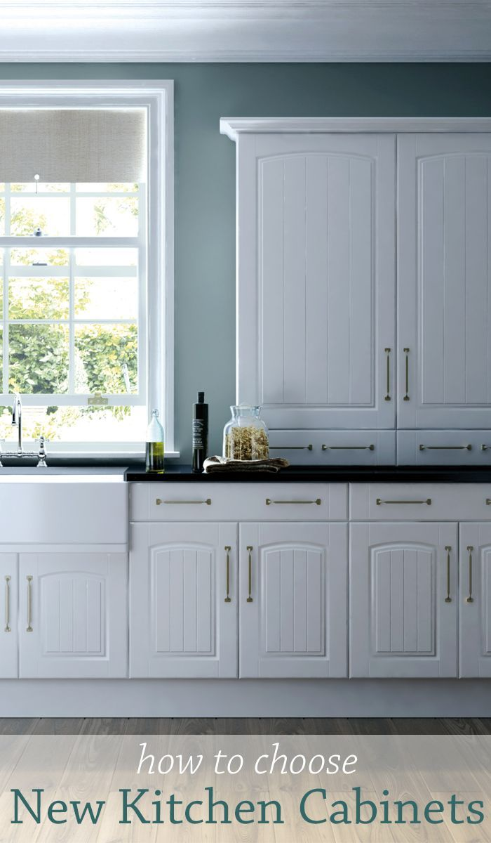 How To Choose New Kitchen Cabinets A Diyers Guide Part Ii In