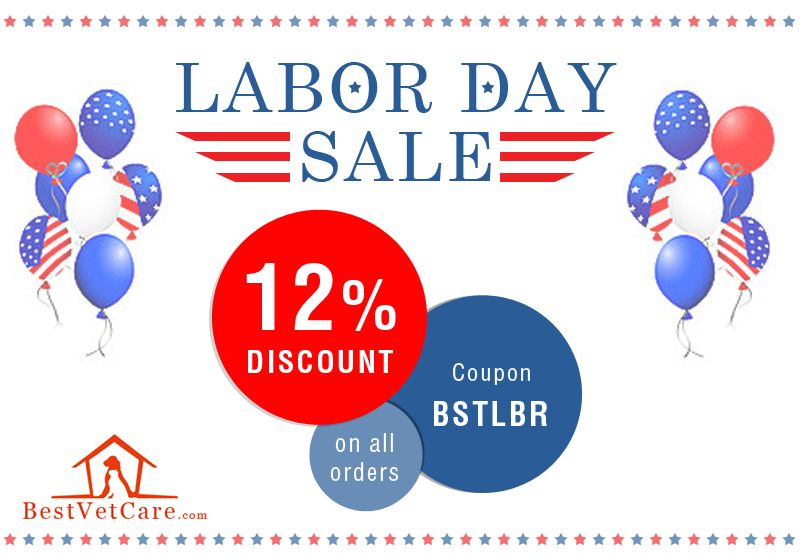 LaborDayWeekend Blowout Deals 12 Discount On Pet
