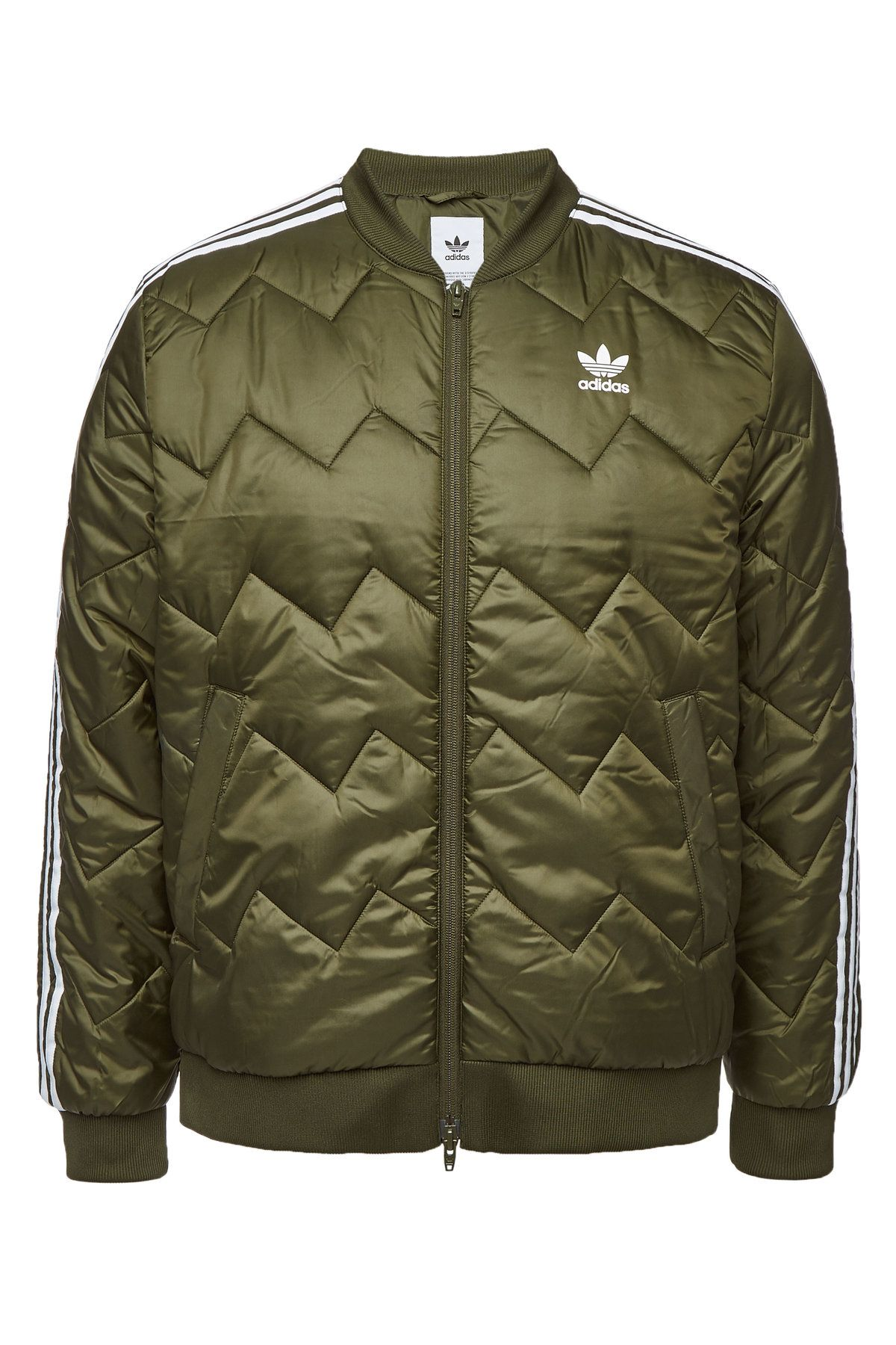 80237fb60 ADIDAS ORIGINALS SST QUILTED BOMBER JACKET.  adidasoriginals  cloth ...