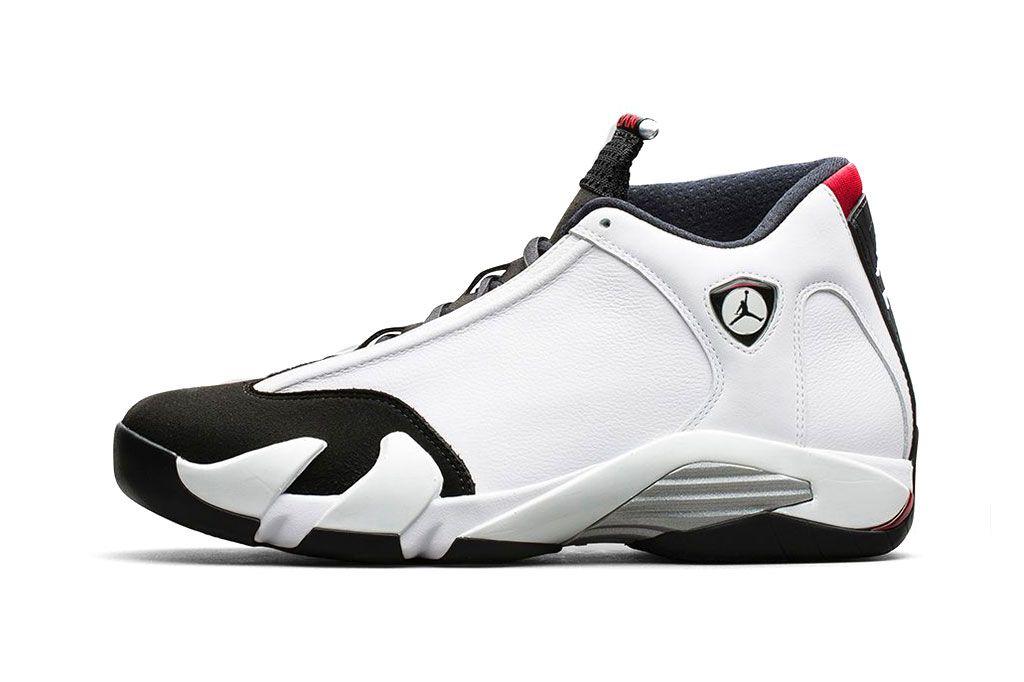 Air Jordan 14 Retro WhiteBlack | Обувь и Спорт