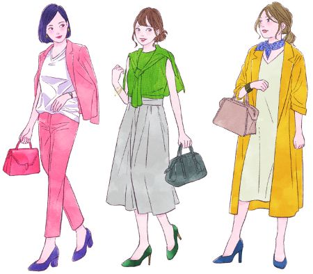 ダ・ヴィンチニュースで『あなたの好きな服が、似合う服になる』のあらすじ・レビュー・感想・発売日・ランキングなど最新情報をチェック!おしゃれ,コスメ,パーソナルカラー,ファッション,美容