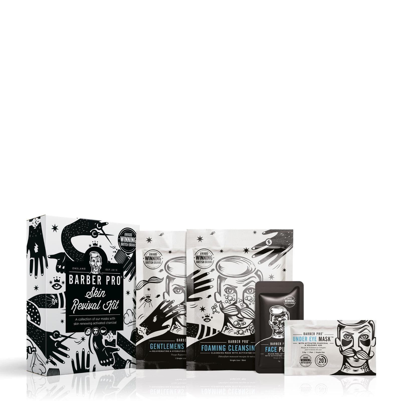 BARBER PRO Skin Revival Kit Feelunique Online