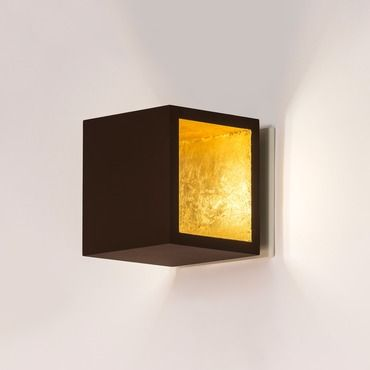 Cubo Wall Sconce Ceiling Flush Mount By Icone Cubo1 10cifo Wall Sconces Wall Sconces