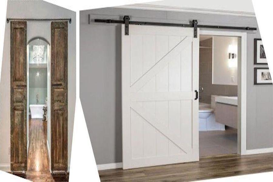 Barn Door In House Contemporary Barn Doors For Sale Interior Doors That Look Like Barn Doors In 2020 Barn Doors For Sale Barn Door In House Sale Interior