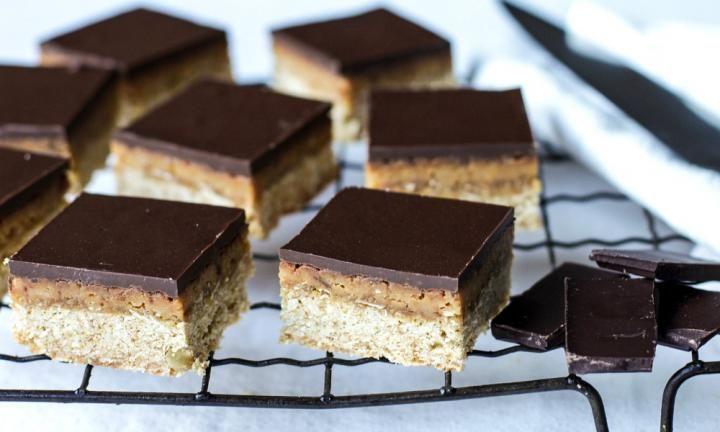 Caramel slice | Recipe | Recipes using condensed milk ...