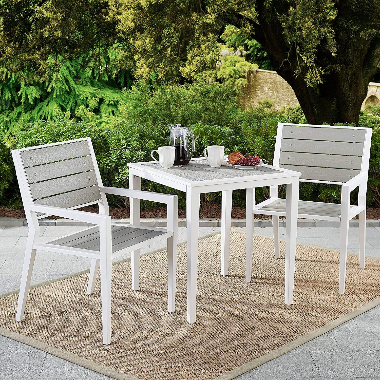patio bistro set 3 piece patio set