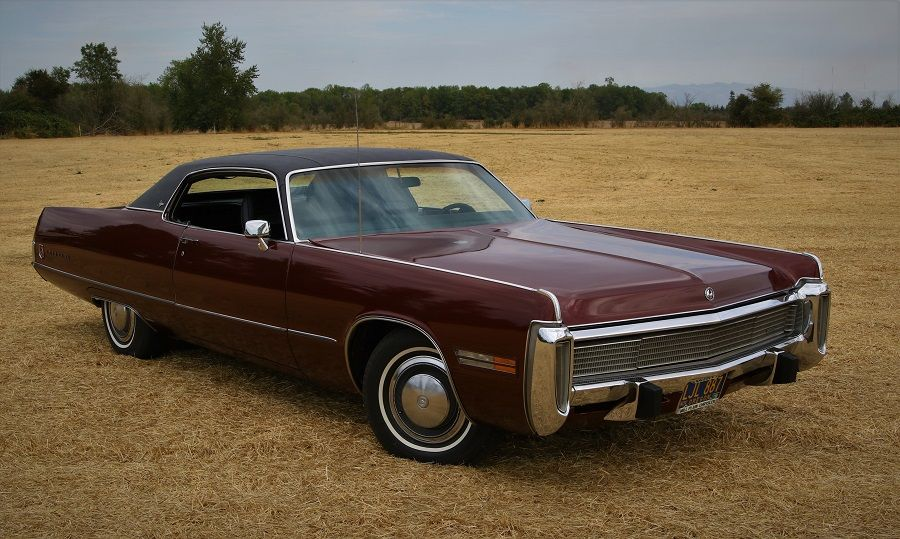 1973 Chrysler Imperial By Finhead4ever Deviantart Com On