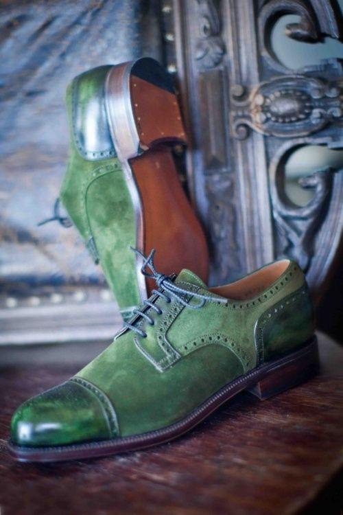 Emerald shoes, Dress shoes, Dress shoes men