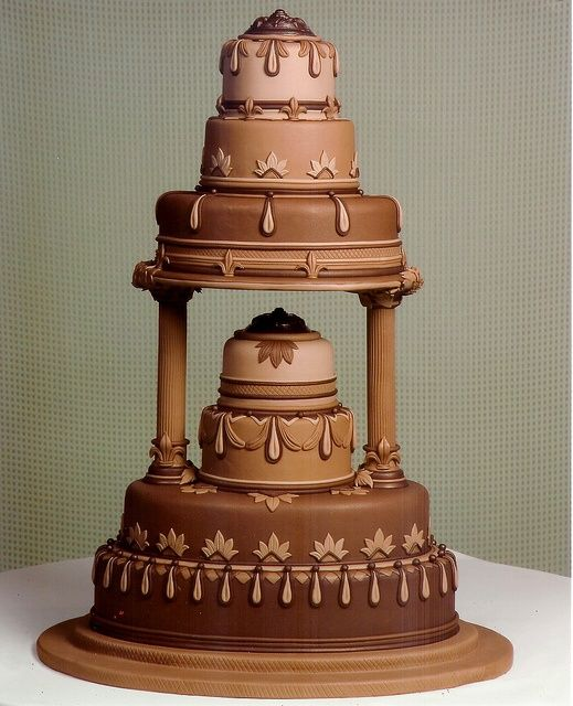 The Most Beautiful Chocolate Cake Ever Chocolate Pinterest