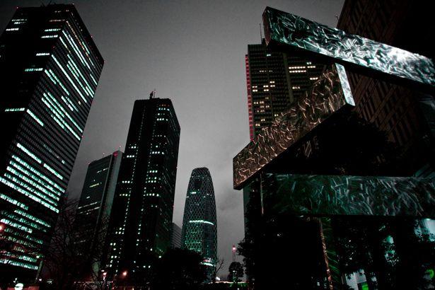 Town, Shinjuku that I like most