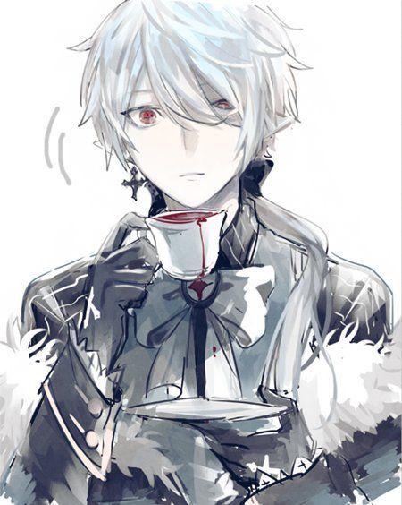 is he a vampire?   anime boy   Pinterest   Chicos de anime, Vampiros ...
