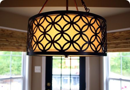 love this lamp for the dining room | For the Home | Pinterest ...