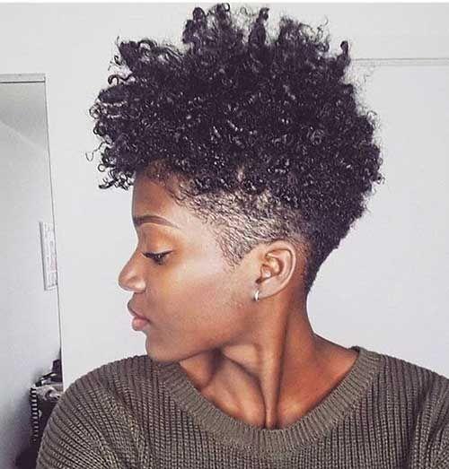 Suficiente Cabelos curtos: Cortes femininos para cabelos afros que vão bombar  RJ11