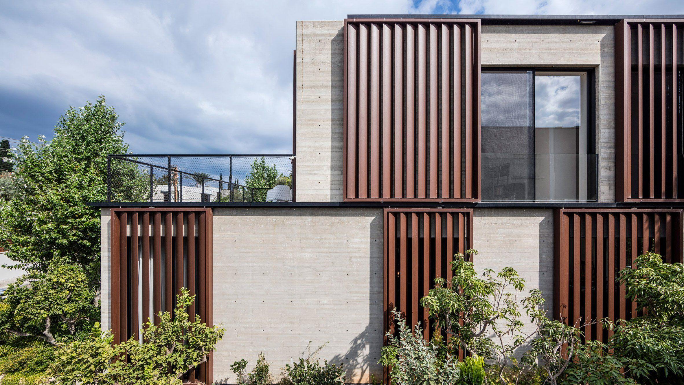 House in Tel Aviv / ISRAEL   08_ Casas unifamiliares ○     Pinterest