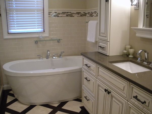 Almond Subway Tiles Parts And Pieces Bathroom Master