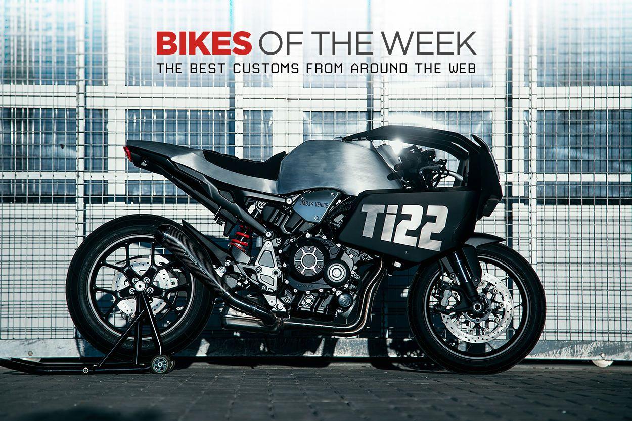 Custom Bikes Of The Week 2 February 2020 A Beautifully Modified