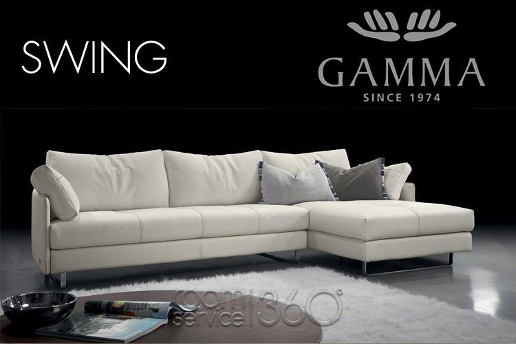 Swing Sectional With Chaise Quickship Sectional Contemporary