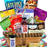 Gluten free basket great gift ideas pinterest gluten free gluten free basket negle Choice Image