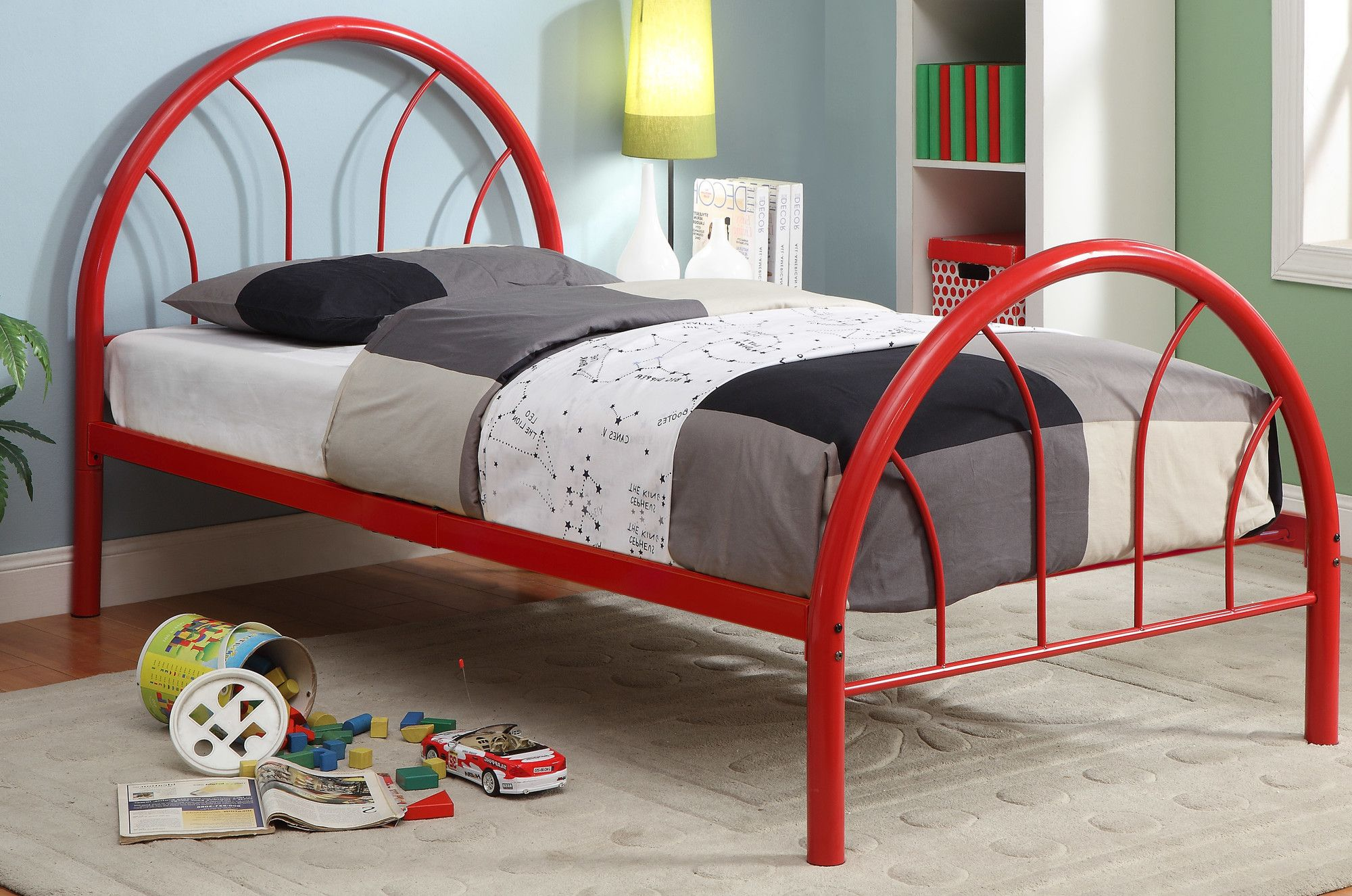 Kids Beds Wrought Iron