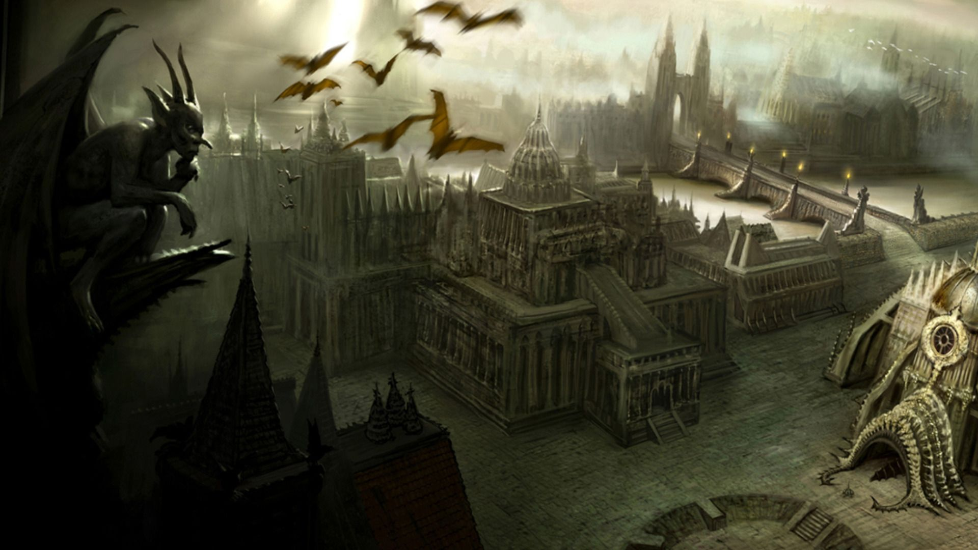 FANTASY CASTLES | ... Coders | Wallpaper Abyss Everything Castles Fantasy Castle 269858