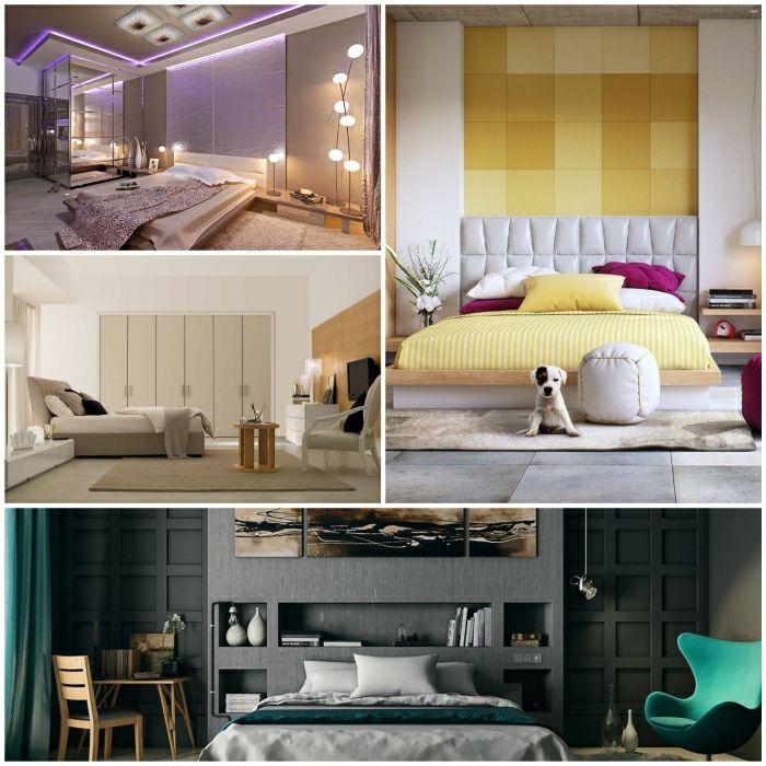 Schlafzimmergestaltung und MöbelIdeen 60 Bilder als