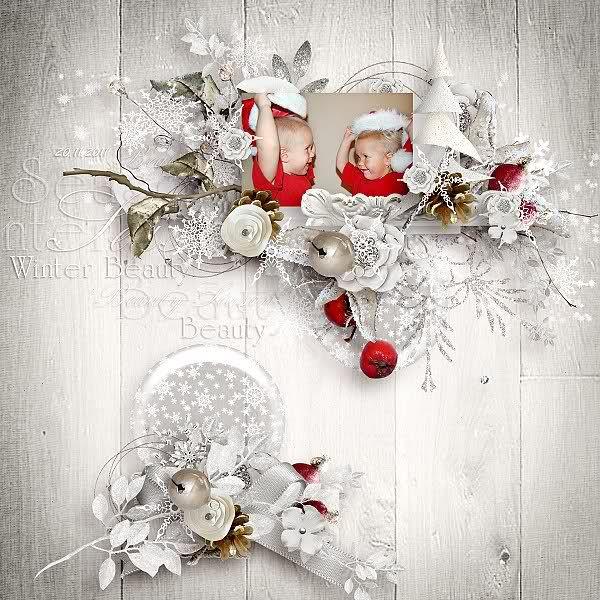 Tinci Designs: Christmas steps 3. - Chance to win