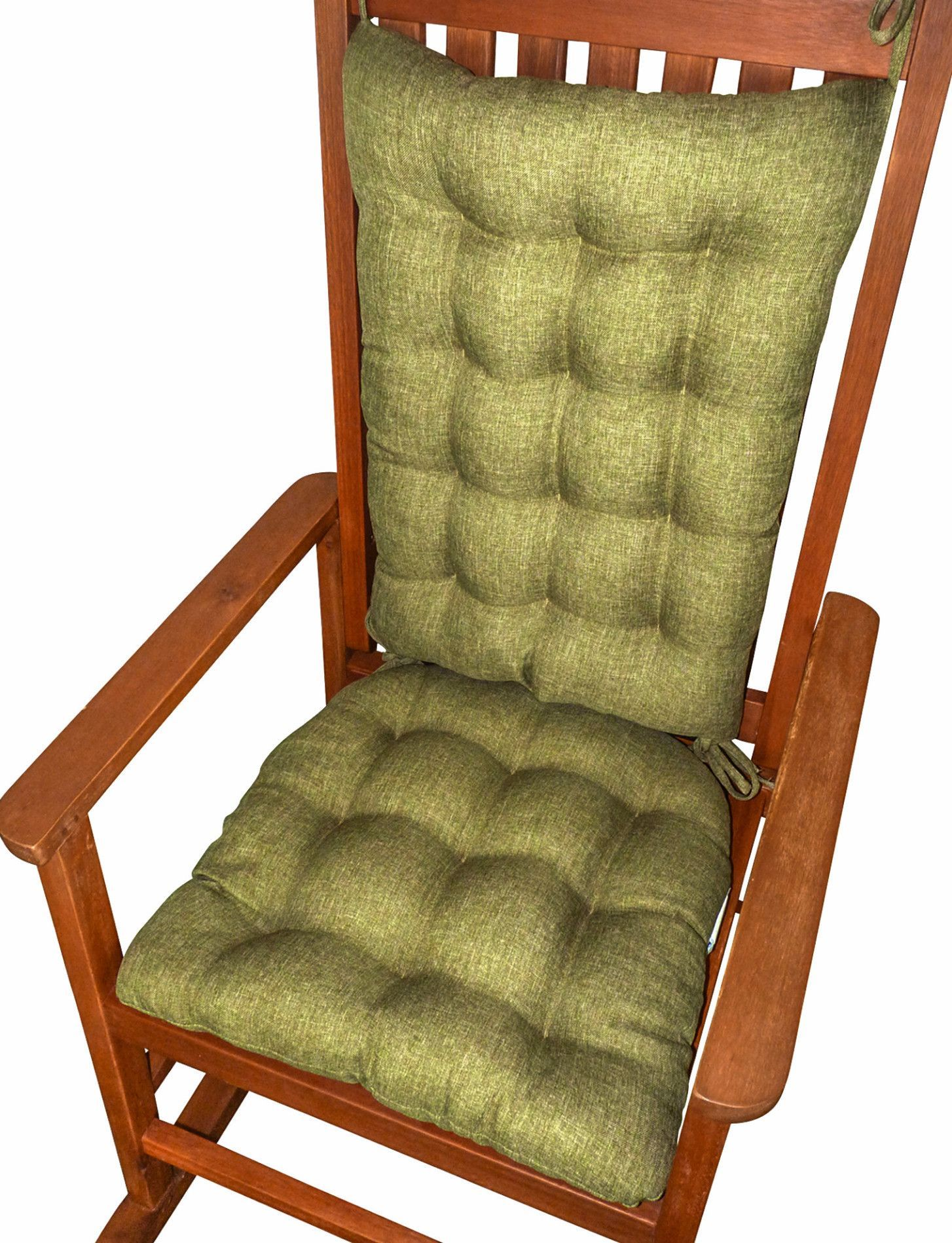 Hayden Meadow Green Rocking Chair Cushions Rocking Chair  # Muebles Dayka Trade