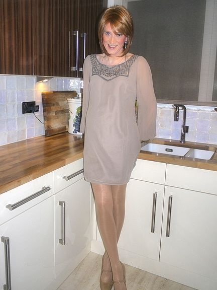 Cute mature women dressed