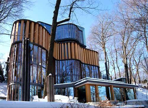 Shim Sutcliffe Integral House, Toronto. Amazing Pictures