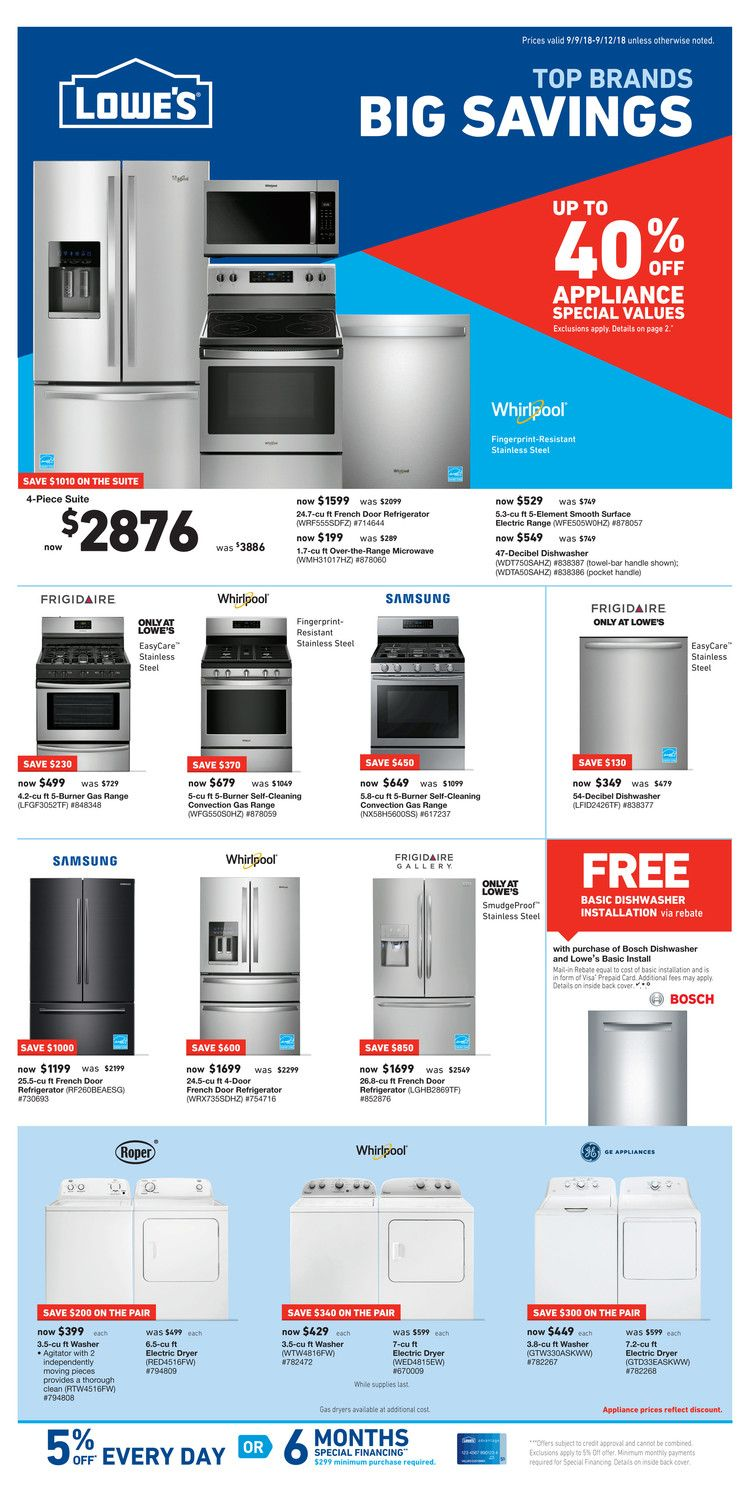Lowe S Weekly Ad Flyer January 17 23 2019 Weeklyad123 Com Weekly Ad Circular Grocery Stores Power Tools Design Lowes Power Tools For Sale