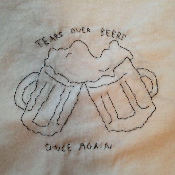 Modern Baseball Tears Over Beers Shirt Modern Baseball Lyrics Music Bands Cool Bands