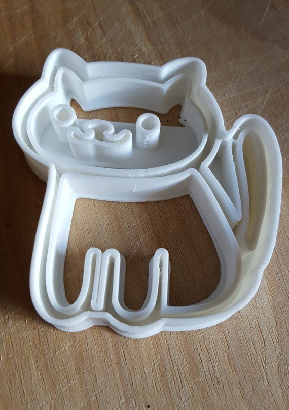 Crazy Cat Lady Cookie Cutters Cat Lover Cookie Cutters Cat Cookie Cutters Kitty Cat Cookie Cutters Fish Cookie Cutter