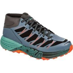 Photo of Hoka One One Herren Speedgoat Mid Wp Schuhe (Größe 42, 41.5, Blau) | Trailrunningschuhe > Herren Hok