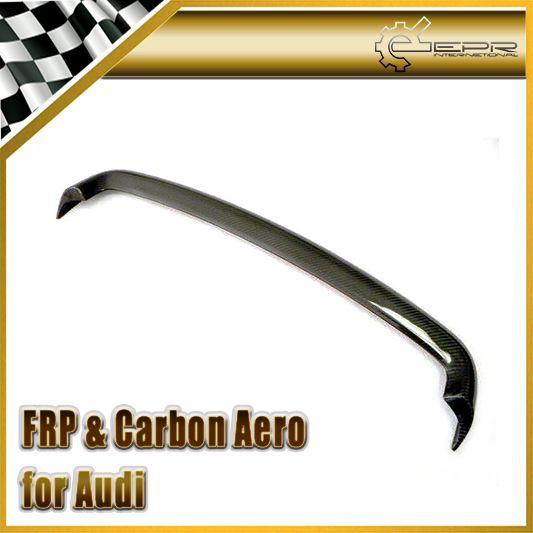 Car Styling For Audi Tt Mk1 Type 8n Carbon Fiber Ducktail Spoiler Addon Rear Wing Lip Audi Tt Exterior Accessories Audi