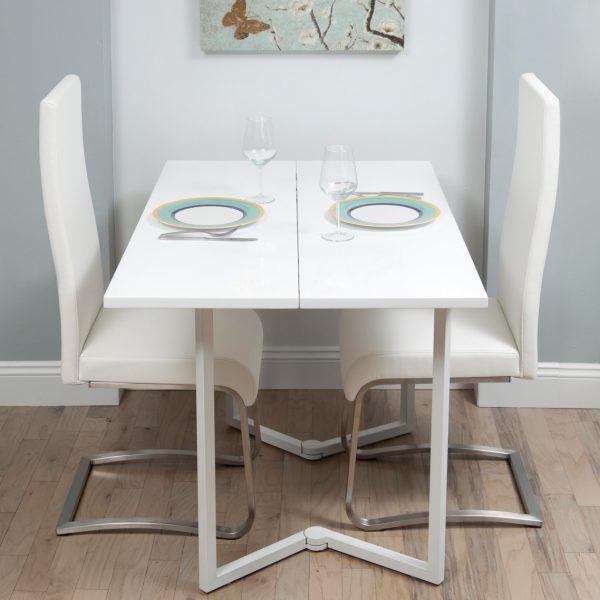Folding Dining Table E Saving And Modern