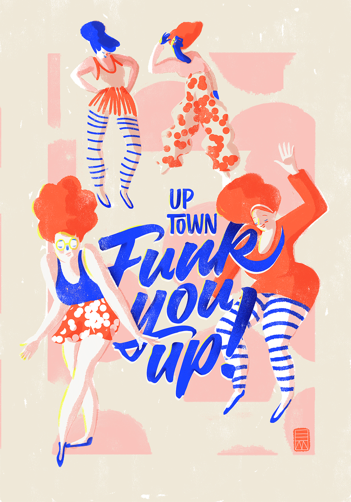 Quotes A new font by Yani Arabena, Guille Vizzari & Ale Paul for Sudtipos. Illustrations by Eugenia Mello.  Get the font https://www.myfonts.com/fonts/sudtipos/quotes/