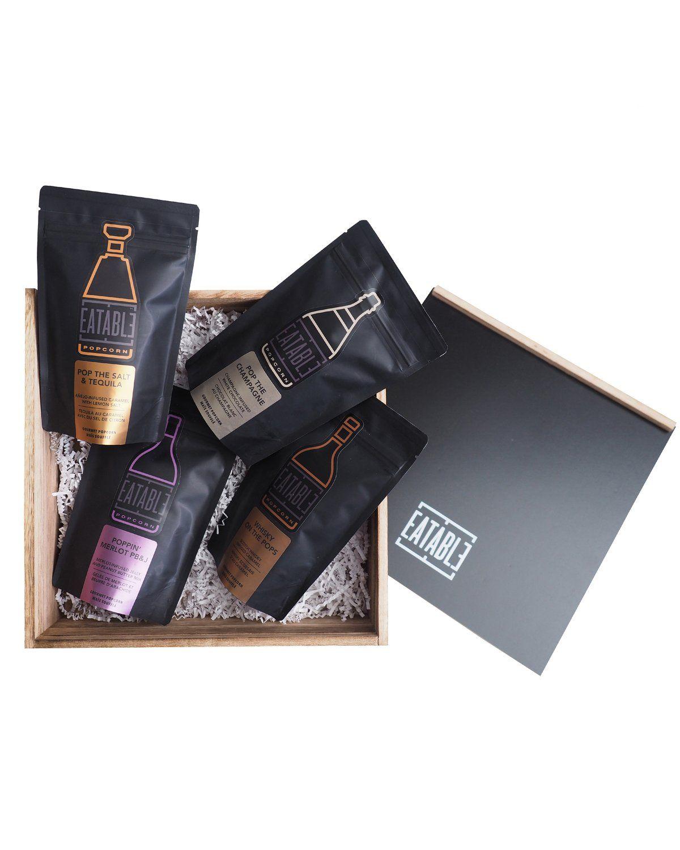 Connoisseurs gift box sampler 4pack gifts for wine