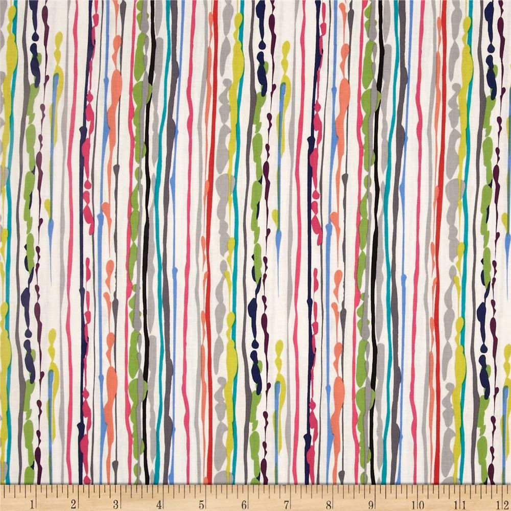 Michael Miller Paint Drop Cloth Brite from