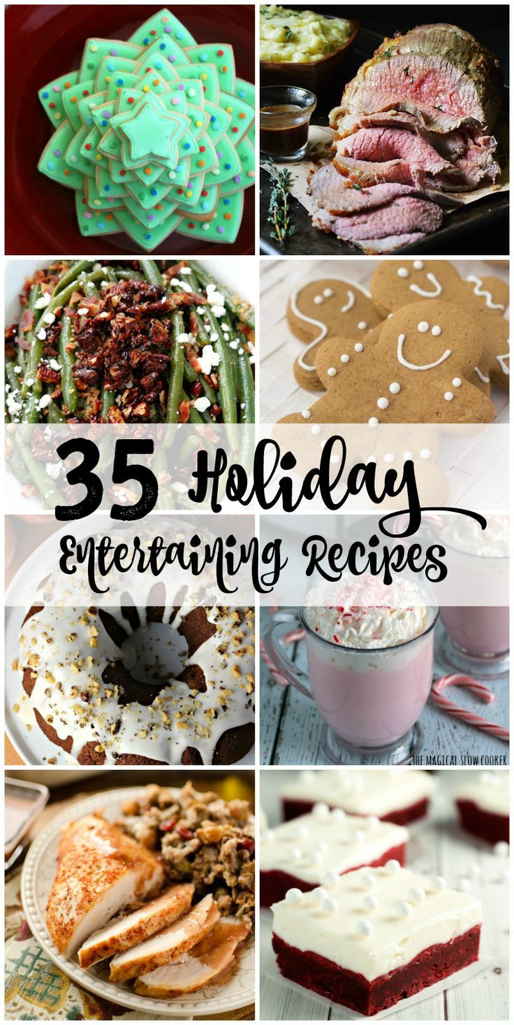 These Are the Top 5 Holiday Recipes, According to Pinterest