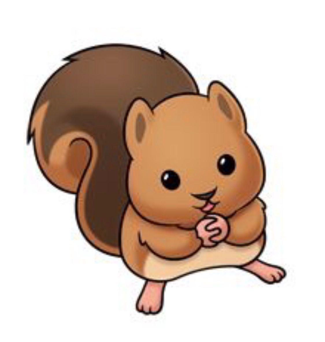 baby chipmunk squirrels cute